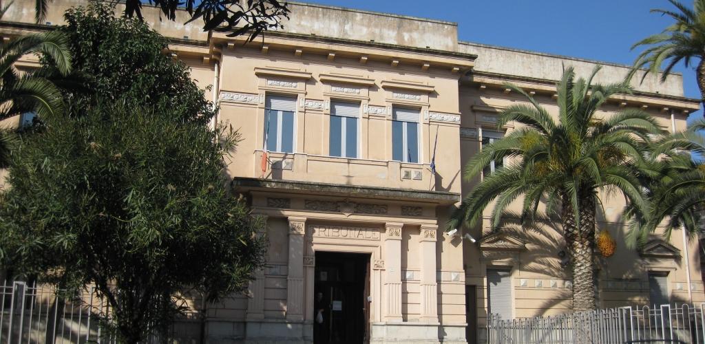 Foto carousel del Tribunale di Palmi